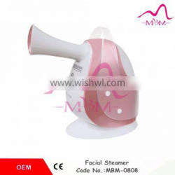 Hot sale Ionic portable electric home use facial spa steamer machine