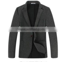 GZY wholesale stock french suit for men