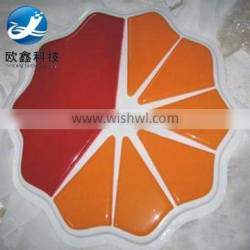 Wholesale OEM plastic advertising lightbox for thermoforming