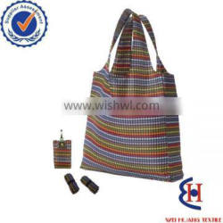 Eco friendly polyester shopping bag for Grocery