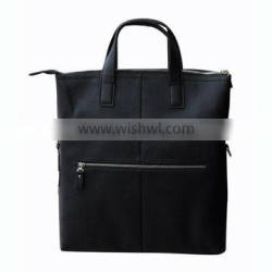 2013 Latest Design Genuine Leather Men Business Style Briefcase Leather