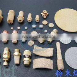 Sintered Bronze/SS/Titanium Powder Filter
