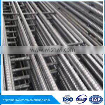 10*20 steel concrete reinforcing rebar welded wire mesh panel