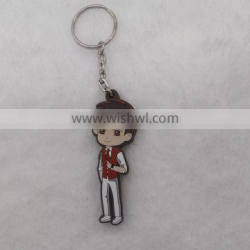 Soft PVC Keychain / soft PVC key rings