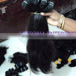 Afro Curl Hair Brazilian Extensions For White Women
