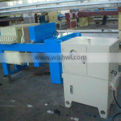 Hot sell vertical automatic filter press