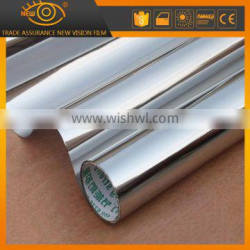2 ply scratch resistant coated high insulation 2mil solar window film