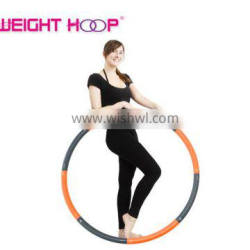 Weighted Weight Hoop,Hula Ring,Magnetic Massage Weight Hoop 2.1KG WH-021