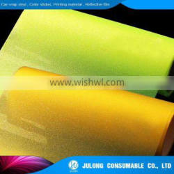 Best selling car light change vinyl film with good quality