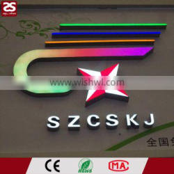 Factory Directy Sale Led Channel Letter RGB LED Letters Sign