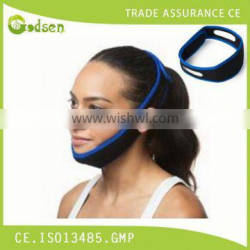 Snore Sleep Anti Snore Sleep Chin Strap -- Natural, Fast and Simple