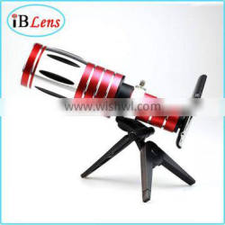Long Range with Tripod Stand Super 50X Telescope mobile phone camera lens