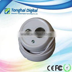 1.3MP Dome IR Distance 30m with Lens 2.8-16mm Optional Mini IP Camera