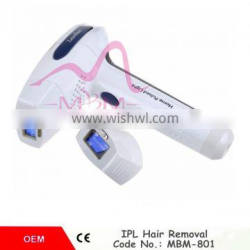 10MHz Professional Electric IPL Laser Hair Removal Personal 2.6MHZ Care Device Multi-functional IPL Home Device Redness Removal