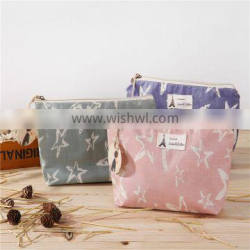 2016 New product fashion waterproof cosmetic bag for ladies