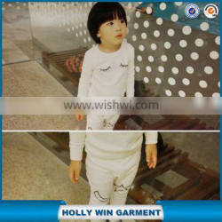 2015 Chinese branded children clothing sets dress baby