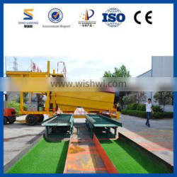 SINOLINKING Mineral Separation MSI Gold Mining Equipment with 50 TPH Processing Capacity