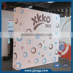 Velcro pop up display stands banner stands,aluminium pop up stand