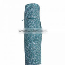 New Design Indian Cotton Mat bag,Plain Cotton yoga mat bag