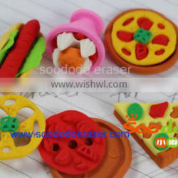 crazy hot sale colored erasers