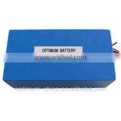 24v 20ah lifepo4 battery for 500watts electric scooter board