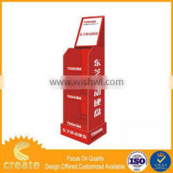 Hot sale cabinet mobile phone display cabinet for accessories