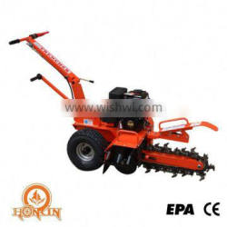 Gerden Use Petrol Engine Chainsaw Tractor Trencher Sale