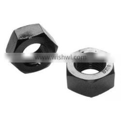 Offer Iron Hexagon Nuts DIN 934 35# low carbon steel