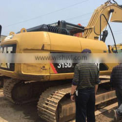 used good condition crawler excavator 315D for sale