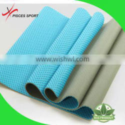BSCI audit natural rubber yoga mat new design eco friendly yoga mat
