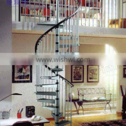Spiral stair/staircase/stairway kits with post(PR-S19)