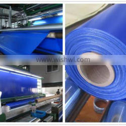1.2mm 2000d PVC Coated Polyester Fabric Airtight Membrane Material