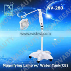 Beauty Salon Promotion Price Led Magnifying Lamp 8x 5x Diopter Magnifier With High Quality 20X