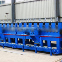 steel plate rolling machine for cable tray