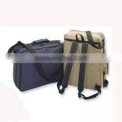 popular custom shoulder strap fancy waterproof nylon messenger polo computer business laptop bag