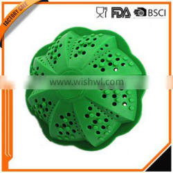 Hot new products for 2016 new design oem green wash ball