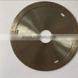 110mm laser saw blade for cutting glass,granite.
