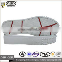 Superior quality rubber Outer Shoe Sole Manufactures In China with special OEM ODM service