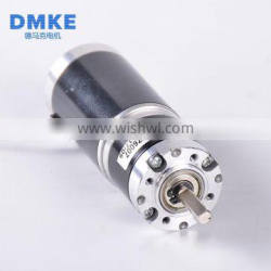 DMKE small mini planetary gear brushless micro motor 12v