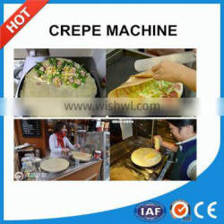 Household & decilious food panqueque making machine with good price