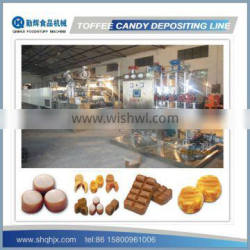 Full Automatic Depositing Type Toffee Candy Machine