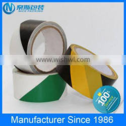 Pvc warning film and pvc warning tape with different color and words
