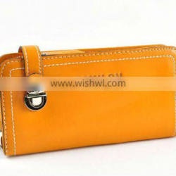 zip closure coin holder wallet with coin slot wholesale