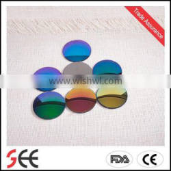 Factory outlets CR39 Polarized lens Sunlens tinted optical lenses