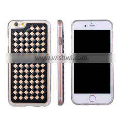 Wholesale In Stock Mobile Phone Covers TPU Leather Skin Sticker For Iphone 5S