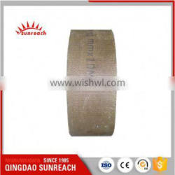Woven Brake Lining Roll With Resin