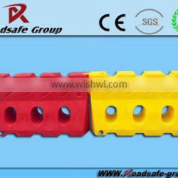 China Alibaba Plastic Portable Water Filled water safety barriers
