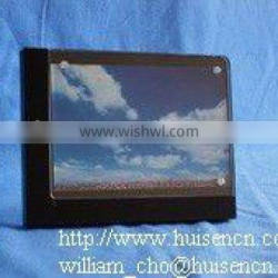 China supplier acrylic photo frame with magnets and stands