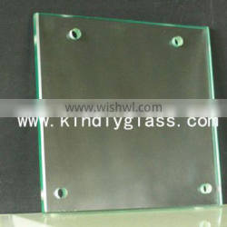 6.38 Guard rail tempered and laminated glass with CE