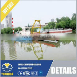 10 inch cutter suction dredger mining ship for dredging